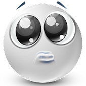 Free Text Smileys ™ White APK for Windows 8