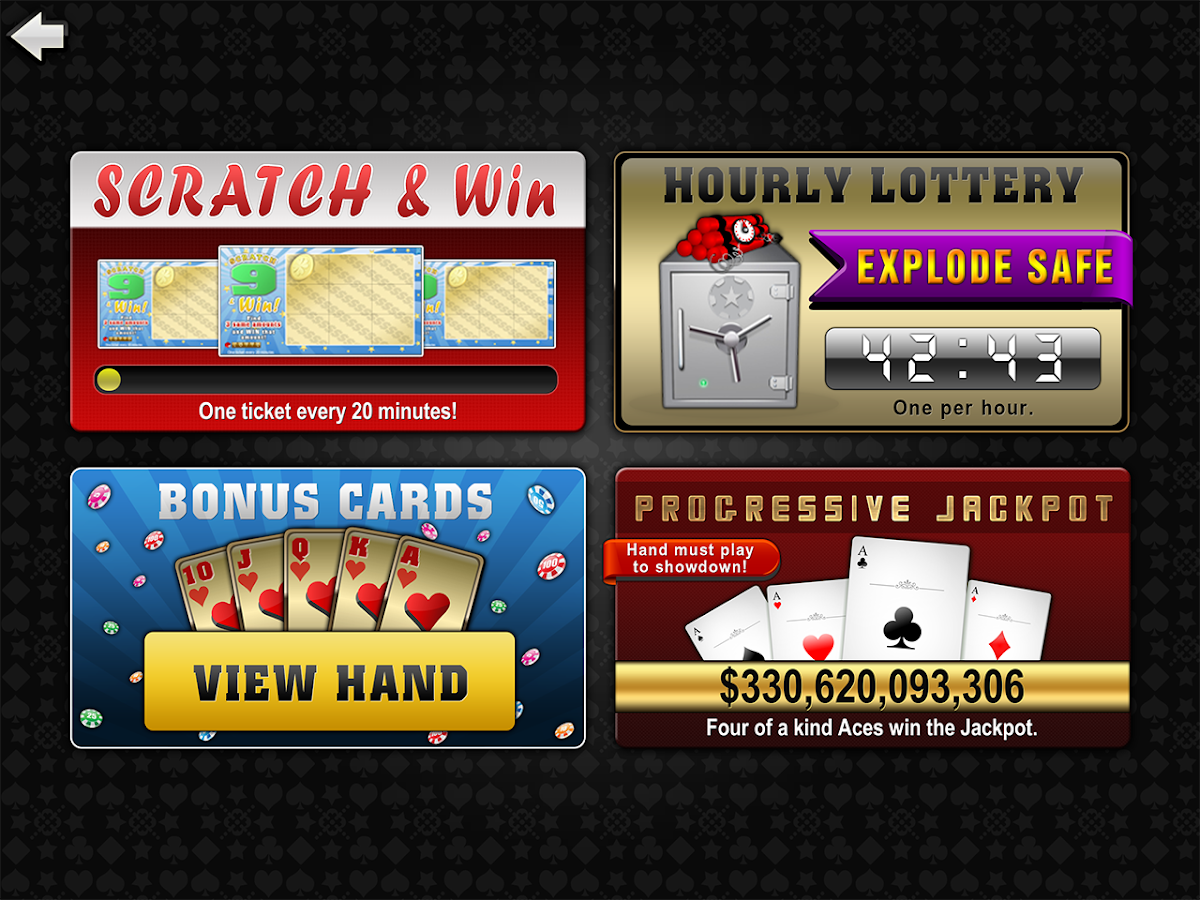 Ultimate Qublix Poker- screenshot