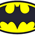 Batman Clock Widget icon