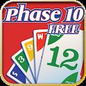 Phase 10 Free logo
