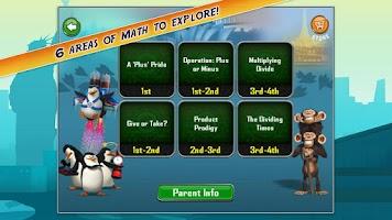 Screenshot of Madagascar Math Ops