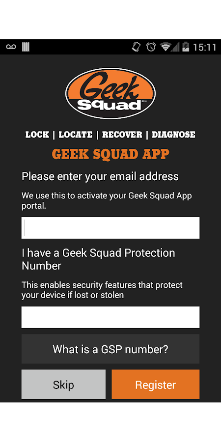 Geek Squad - screenshot