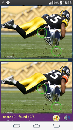 【免費解謎App】Find differences Sports Game-APP點子