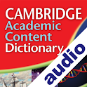 Audio Cambridge Academic logo