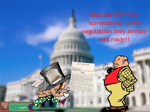 Tea Party Vs. GOP