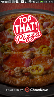 Top That Pizza- screenshot thumbnail