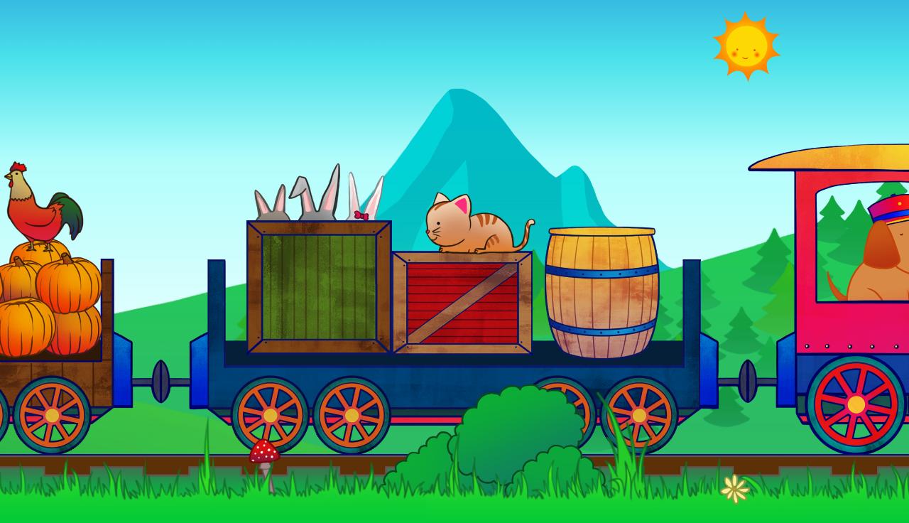 Kereta Api Binatang Apl Android Di Google Play