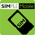 Simple Mobile My Account icon
