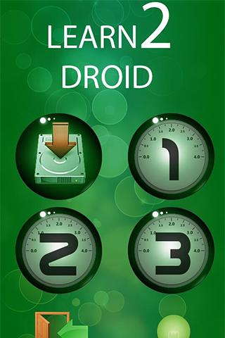 Learn2Droid - screenshot