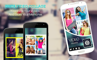 Screenshot of Video Collage