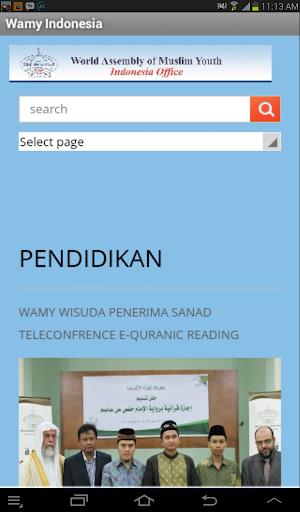 Wamy Indonesia
