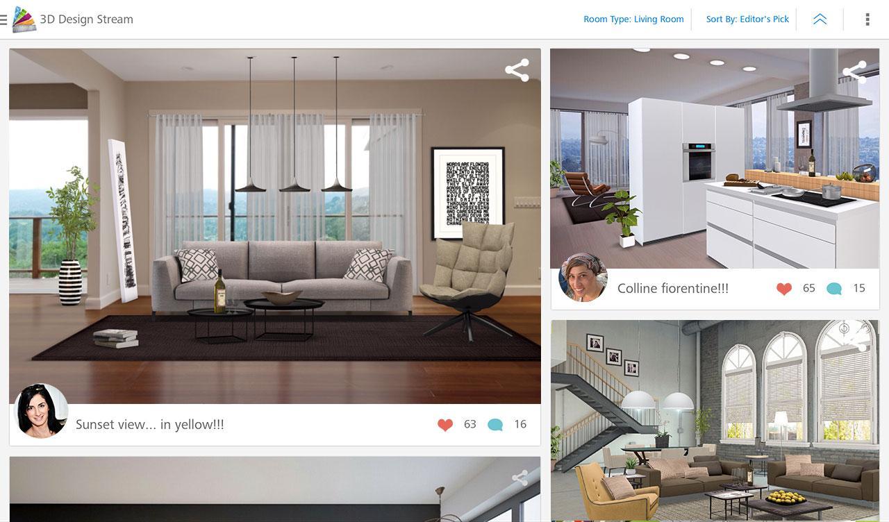 Homestyler Interior Design screenshot #8