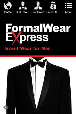 Formal Wear Express