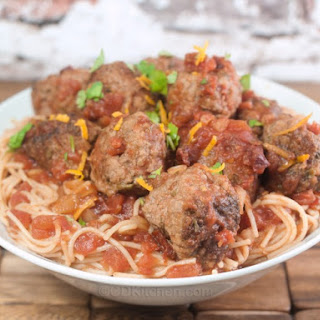 Slow Cooker Meatballs With Sweet Orange Chipotle Sauce