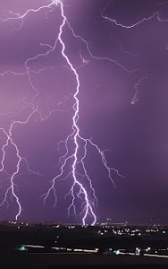 Thunderstorm Live Wallpaper screenshot 6