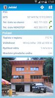 Screenshot of Horská služba