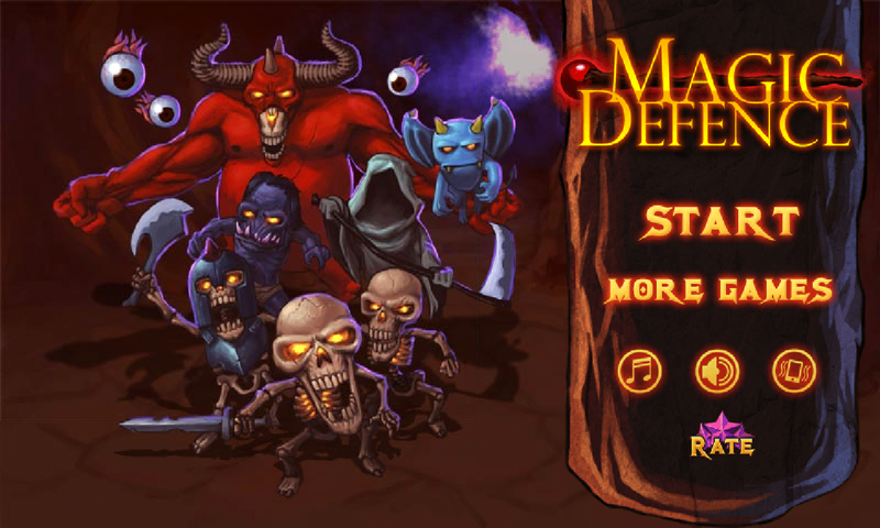 Magic Defense - screenshot