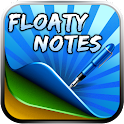 Floaty Notes Pro: Share Notes icon