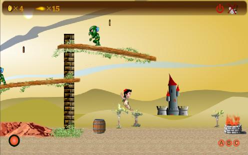 【免費街機App】Aladdin vs Goblins-APP點子