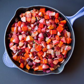 Red Flannel Hash.