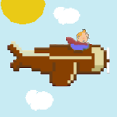Flying TinTin