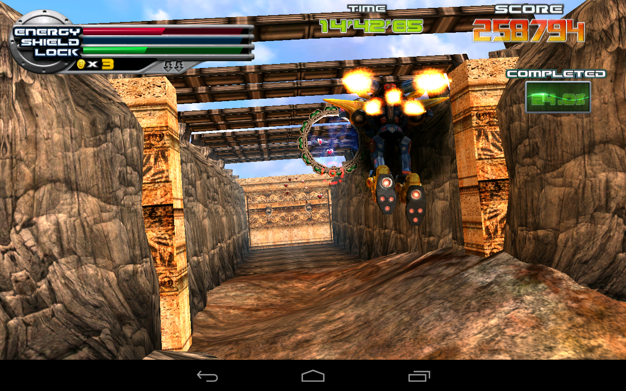 ExZeus 2 - free to play- screenshot