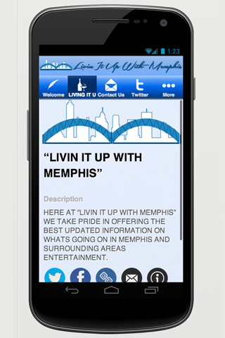 Livin It Up With Memphis