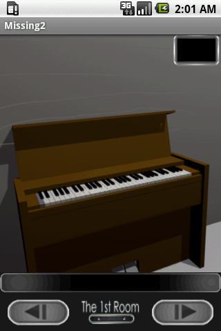 Escape Game Missing2- screenshot