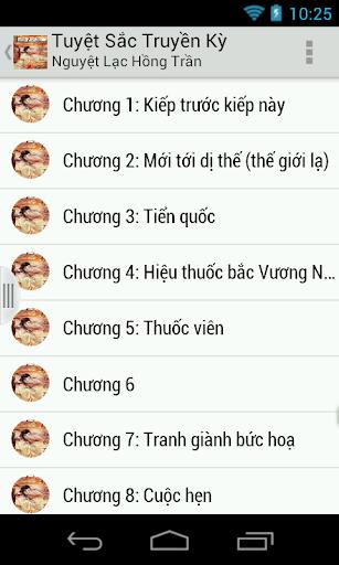 Tuyet Sac Truyen Ky rat hay