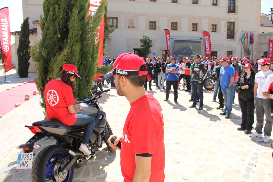 ANTEQUERA ROARS WITH FIRST YAMAHA EXPERIENCE