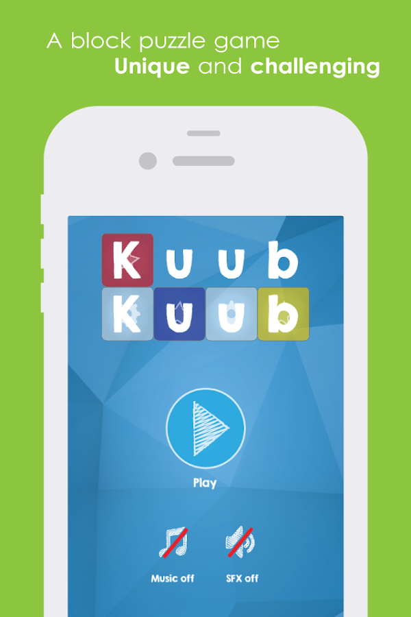Kuub Demo- screenshot