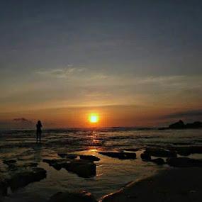 Hitori de by Merah Putih - Landscapes Sunsets & Sunrises