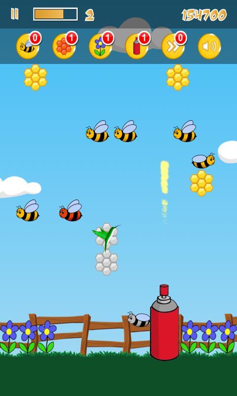 Bees Invasion- screenshot