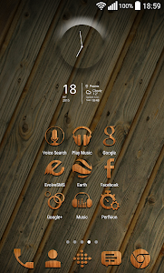 WoodRustic Icon Pack v1.0