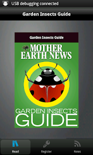 Garden Insects Guide - screenshot thumbnail
