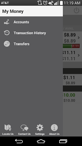 Capital Bank Business Banking Screenshot