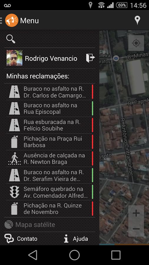 Cidadera - screenshot
