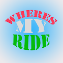 Wheres My Ride ? logo
