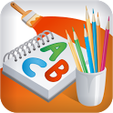 Painting, Coloring & Learning icon