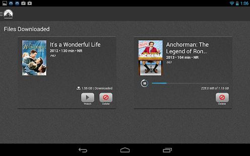 Paramount Movies screenshot