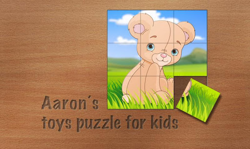 Aaron's Kids Playtime Puzzle