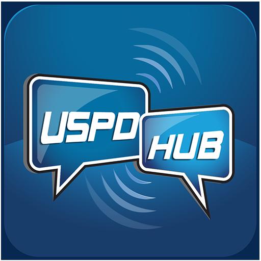 USPDhub LOGO-APP點子