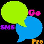 Rainbow Go SMS Pro Theme