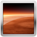 Mars Deep Space Live Wallpaper icon