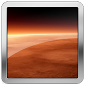 Mars Deep Space Live Wallpaper