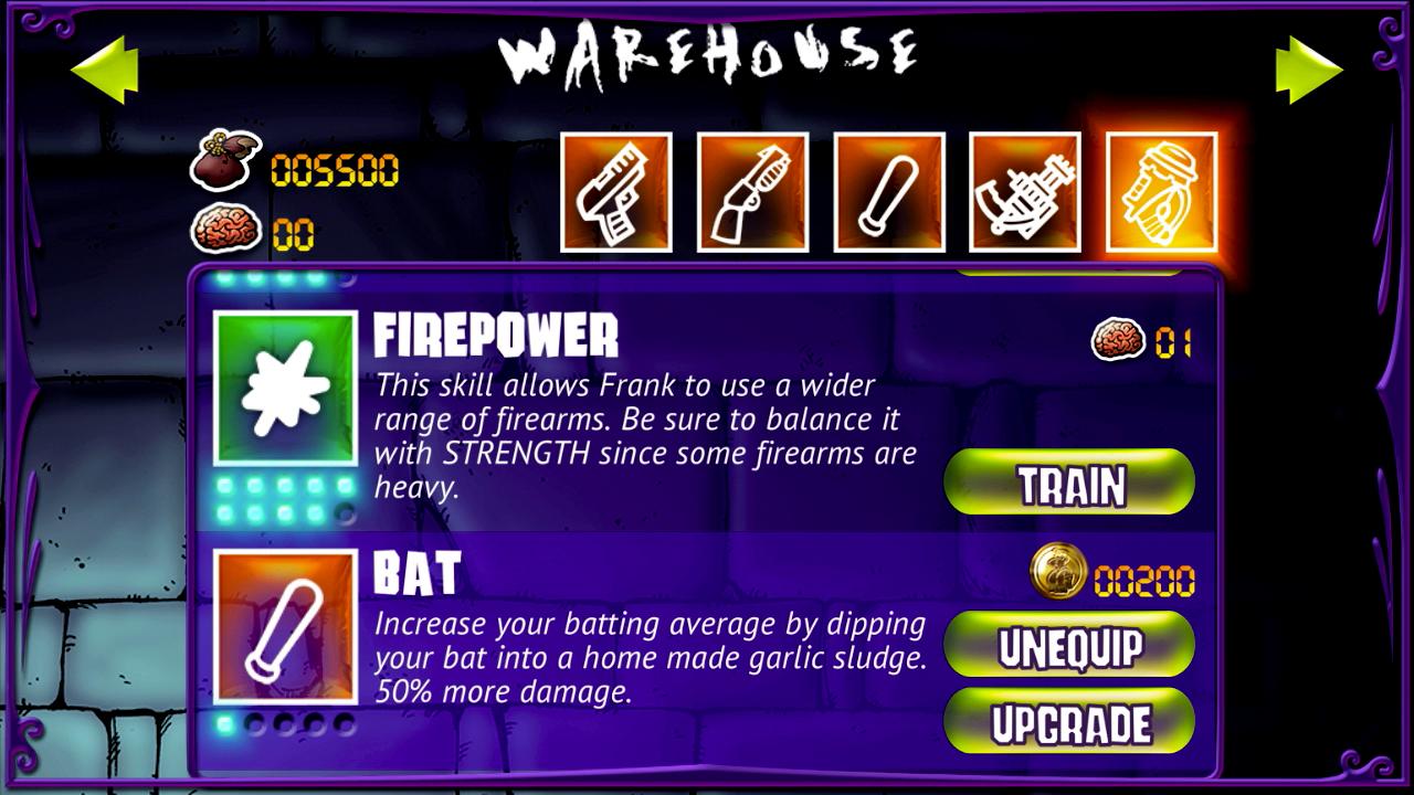 Fangz- screenshot