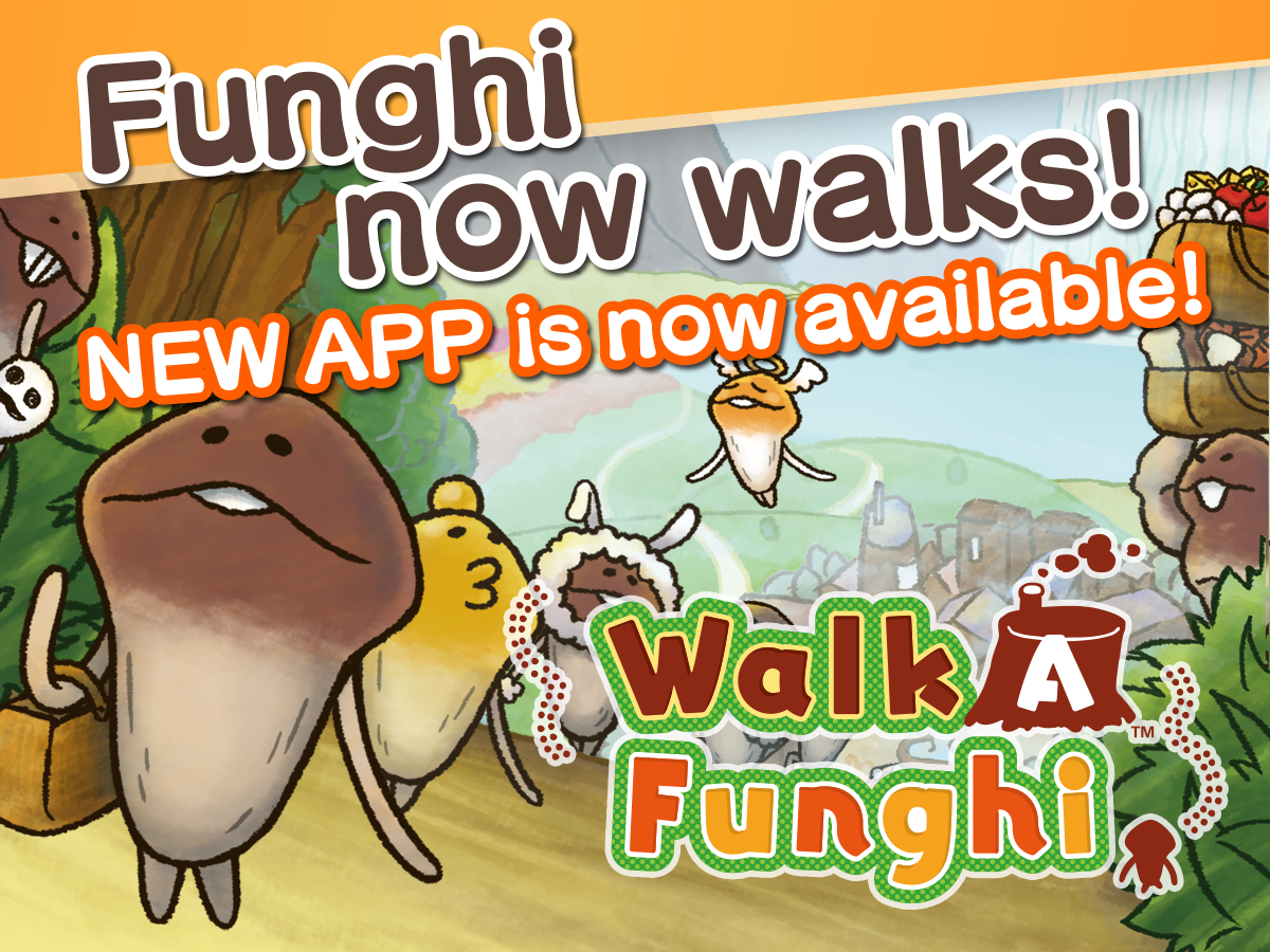 Walk-A-Funghi- screenshot
