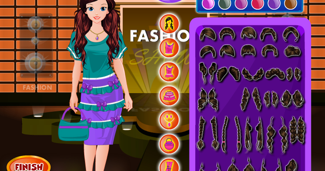 Pink Runway Fashion - Play The Girl Game Online 49