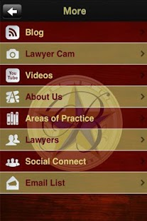 Baez Law Firm - screenshot thumbnail