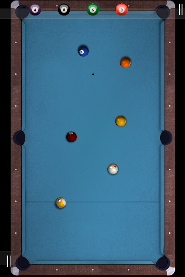9-ball Recall- screenshot